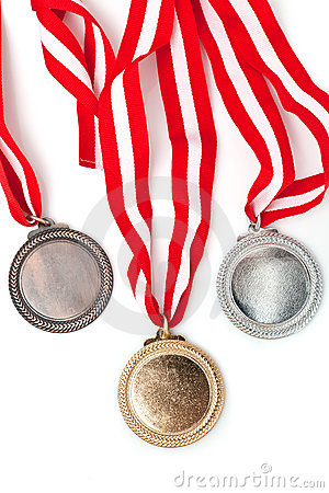Free Medals Stock Image - 16539731