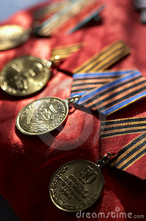 Free Medals Stock Photo - 795410