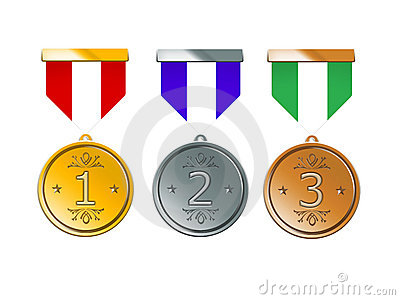 Medals of Achievement