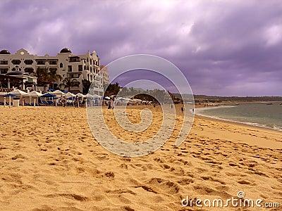 Medano Beach in Cabo Mexico