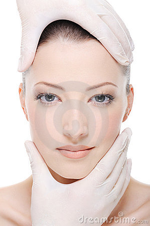 Free Medecine For Beauty Royalty Free Stock Photo - 9387575