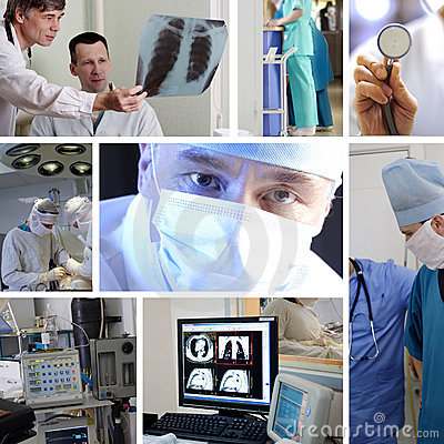 Medecine Work Stock Photo - Image: 5138160