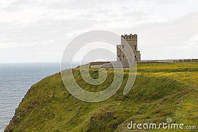 Medeltida irländskt torn