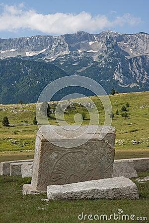 Medeltida monument