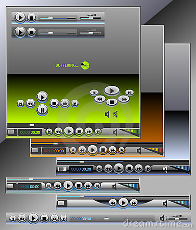 Media and audio players