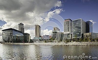 Media City  Manchester