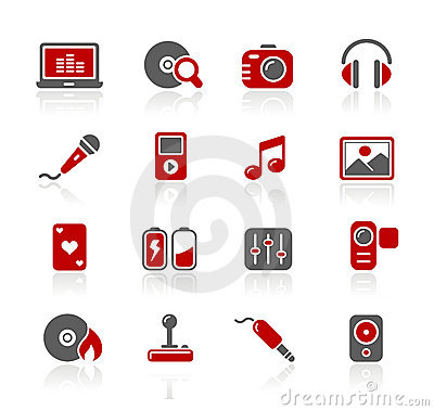 Media & Entertainment // Redico Series