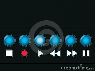 Media player buttons 2