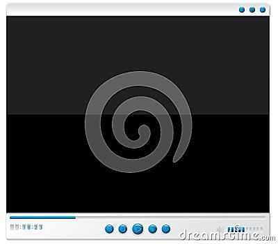 Media player window