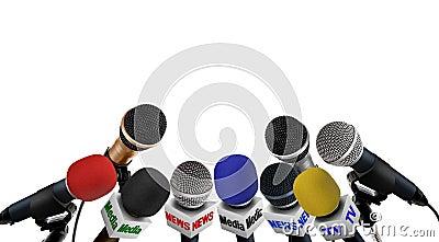 Media press conference