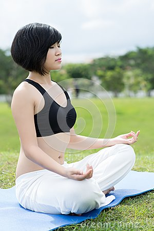 Mediating girl