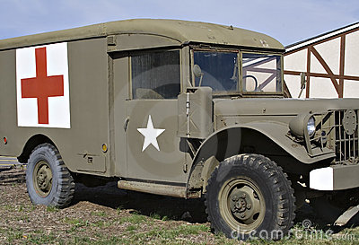 Medic Jeep