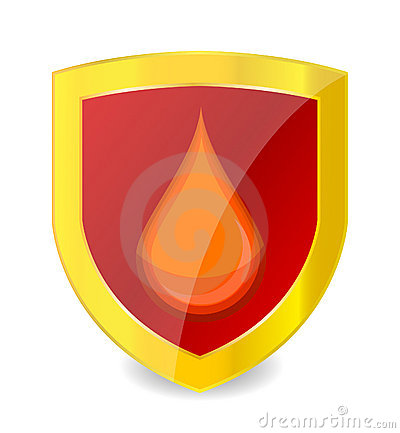 Free Medic Symbol Blood Drop Red Color Stock Photography - 20842272