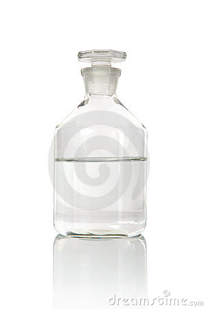 Medical alcohol container