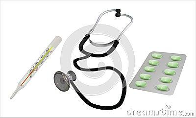 Medical belongings