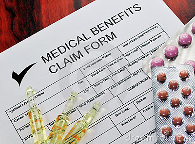 Medical benefits claim form 2