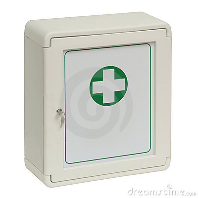 Free Medical Box Stock Image - 16499241
