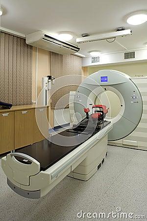 Medical CAT scan machine