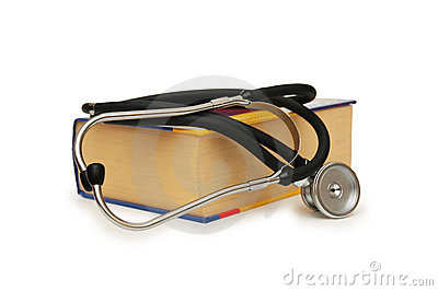Medical Concept - Stethoscope