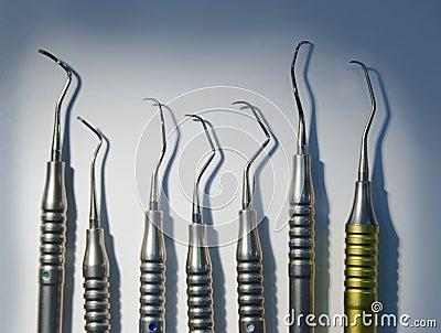 Medical dental instruments