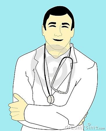 Medical Doctor illustration