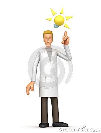 Medical doctor  visited idea