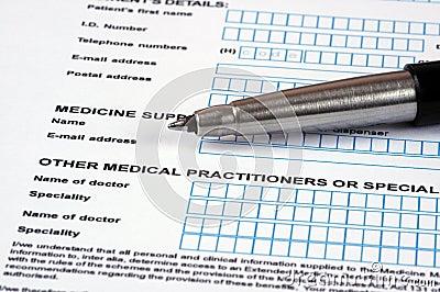 Medical Document.