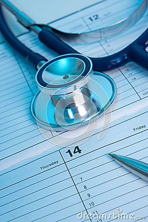 Medical exam planning