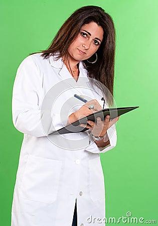 Medical examiner