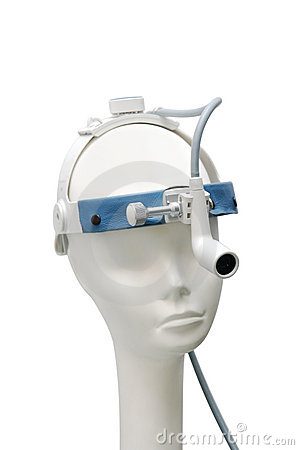 Medical headlight