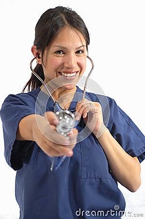 Medical Healthcare Nurse