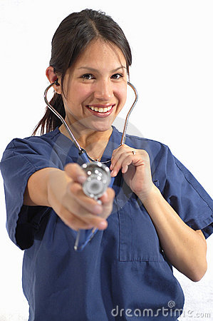 Free Medical Healthcare Nurse Royalty Free Stock Photos - 4353738