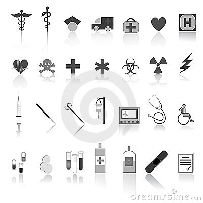 Medical icon  vector set