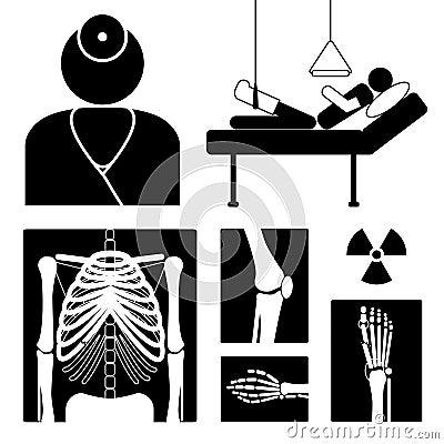 Free Medical Icons Stock Photo - 14165330