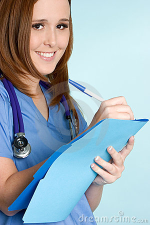 Free Medical Nurse Royalty Free Stock Photos - 3806448