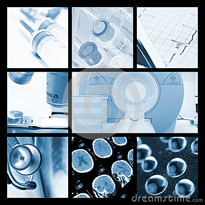 Free Medical Objects And Technologies Royalty Free Stock Photography - 34924517