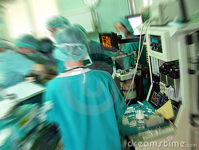 Medical operation