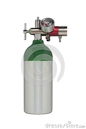 Medical Oxygen Tank
