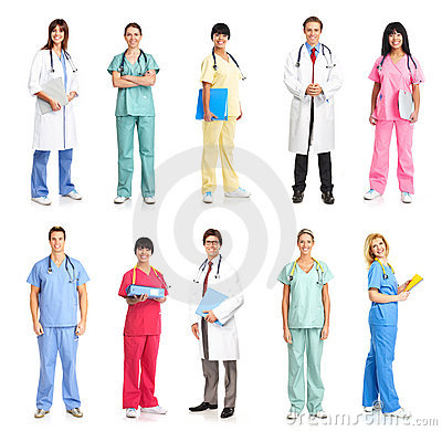 Free Medical People Stock Photography - 8570382