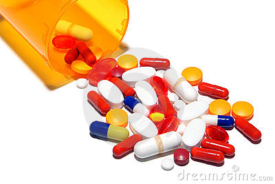 Medical Prescription Medicine Pills and Drug Abuse