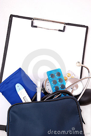 Medical set, first aid