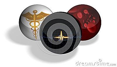 Medical spheres