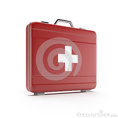 Medical suitcase