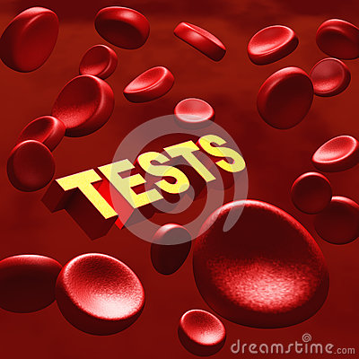 Medical Tests Royalty Free Stock Image - Image: 33106036