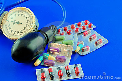 Medication for hypertension