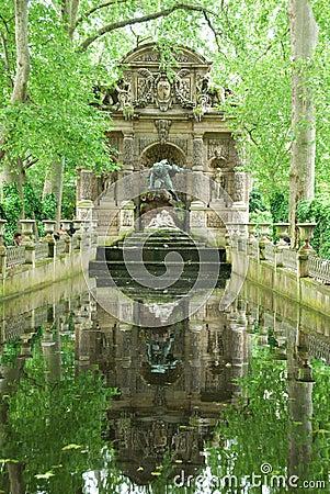 Medici Fountain-Luxembourg Garden