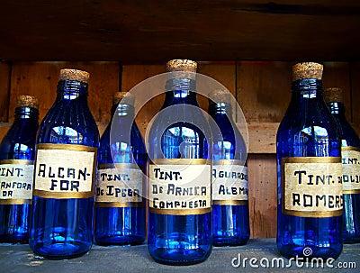 Medicinal Bottles