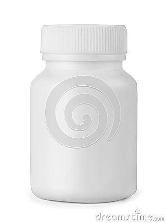 Free Medicine Bottle Royalty Free Stock Images - 28368449