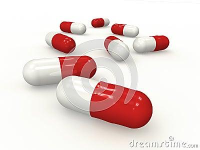 Medicine Capsules f1s
