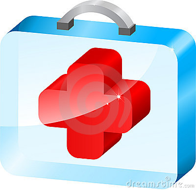 Medicine Chest Royalty Free Stock Image - Image: 15971376